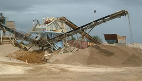 Winstone Aggregates - Relocation and Installation of Sand Grading/Sorting Plant