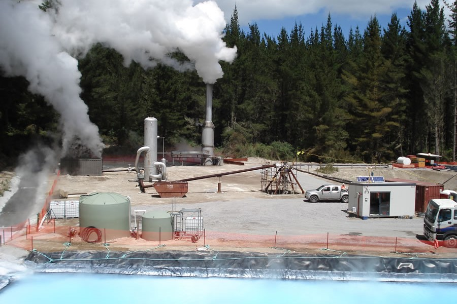 Geothermal Energy Exploration