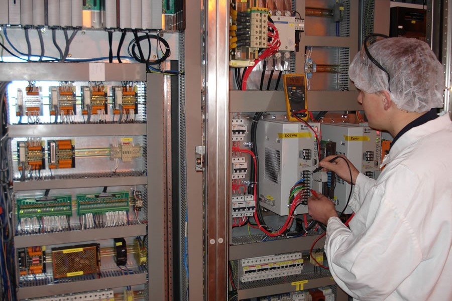 Fonterra Machine Servo Control Upgrades